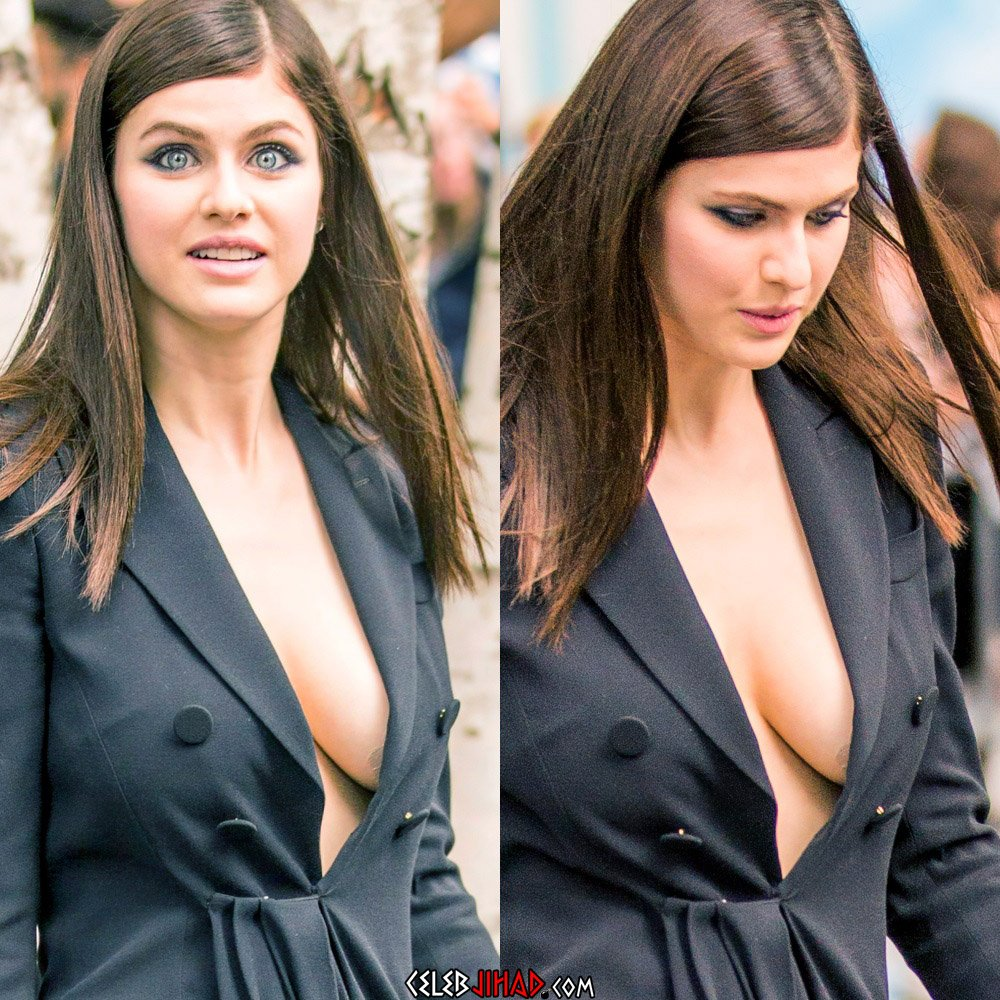 Alexandra daddario nudes
