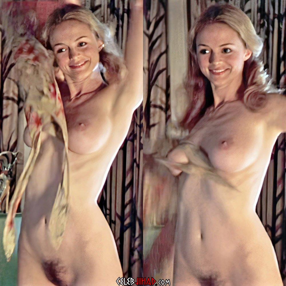 Nude heather Heather Thomas