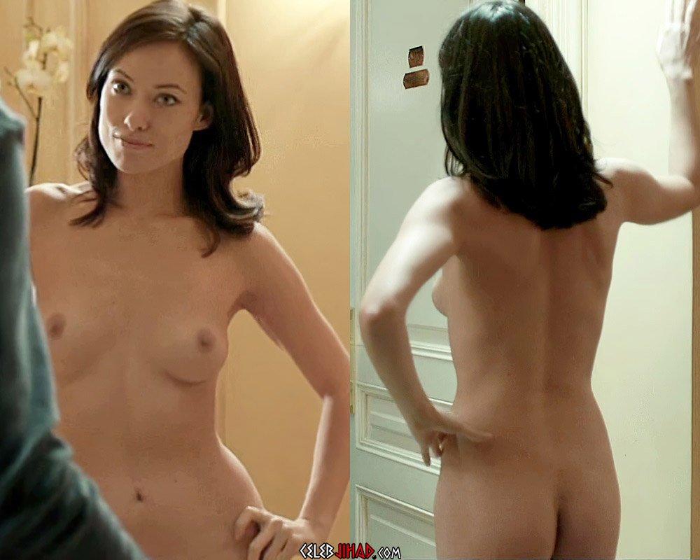 Olivia Wilde Full Frontal