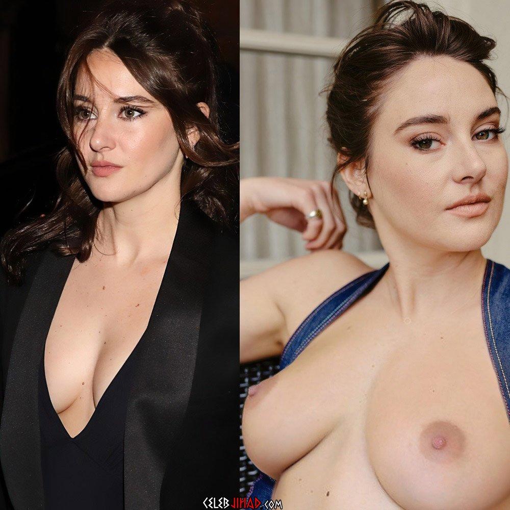Shailene Woodley Sexy Nude
