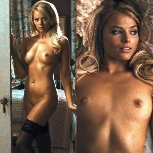 Margot Robbie Nudes